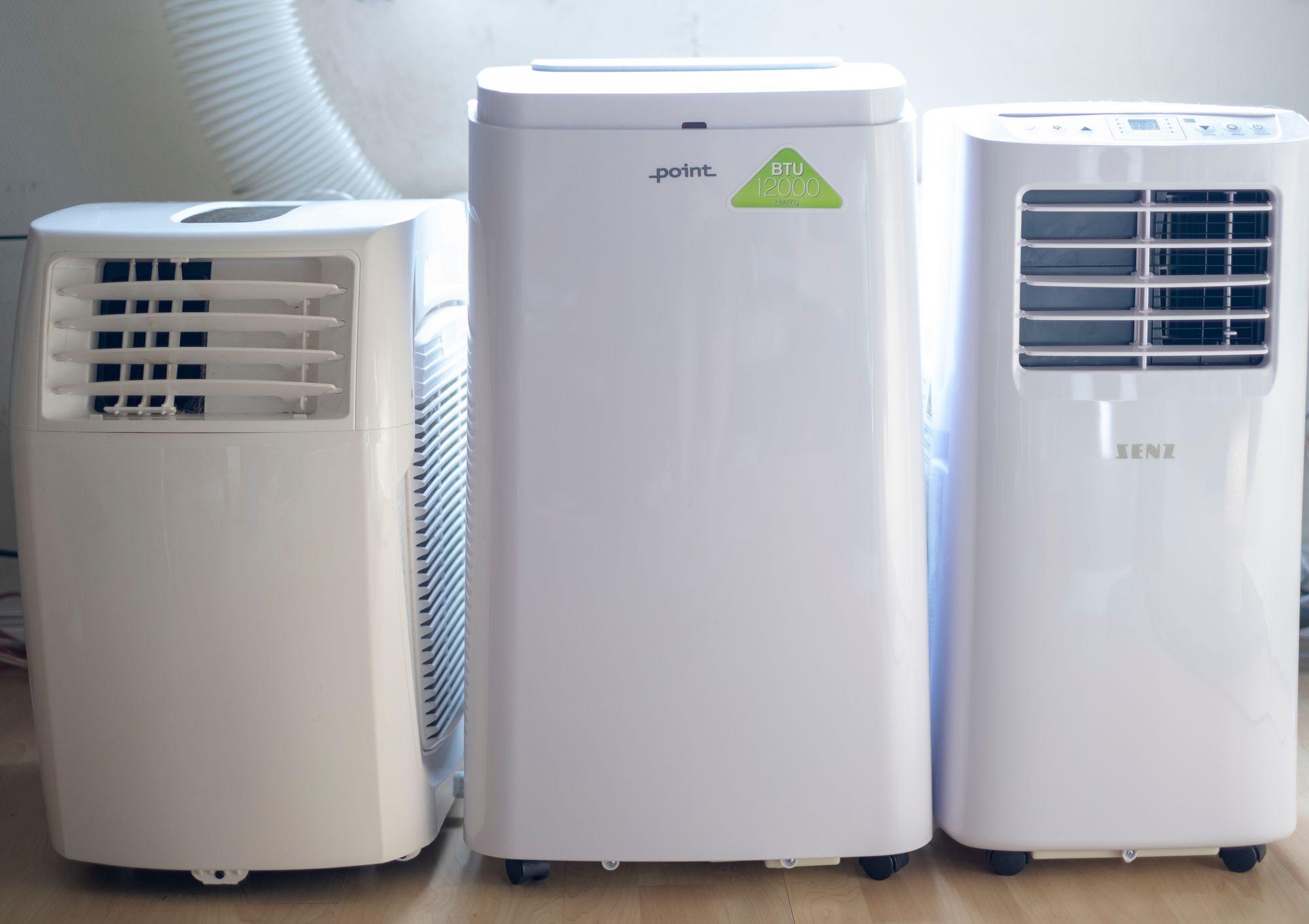 frittstående aircondition