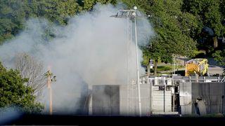 Monteringsfeil førte til eksplosjon på hydrogenstasjonen i Sandvika