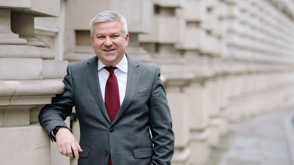 Pål Eitrheim er konserndirektør for Equinors satsing på nye energiløsninger. Skulle han bli utnevnt til teknologiminister er det første han ville ta tak i digitalisering av pass.