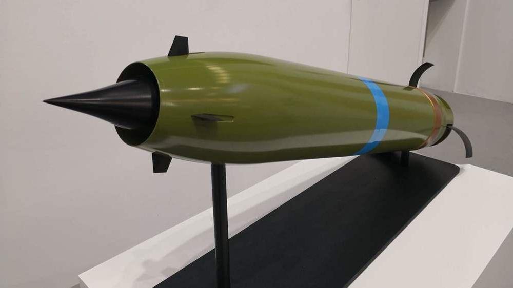 Illustrasjonsbilde: Nammos konsept for granater med ekstrem rekkevidde.