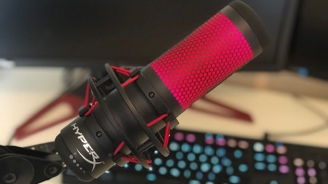 TEST: HyperX QuadCast mikrofon