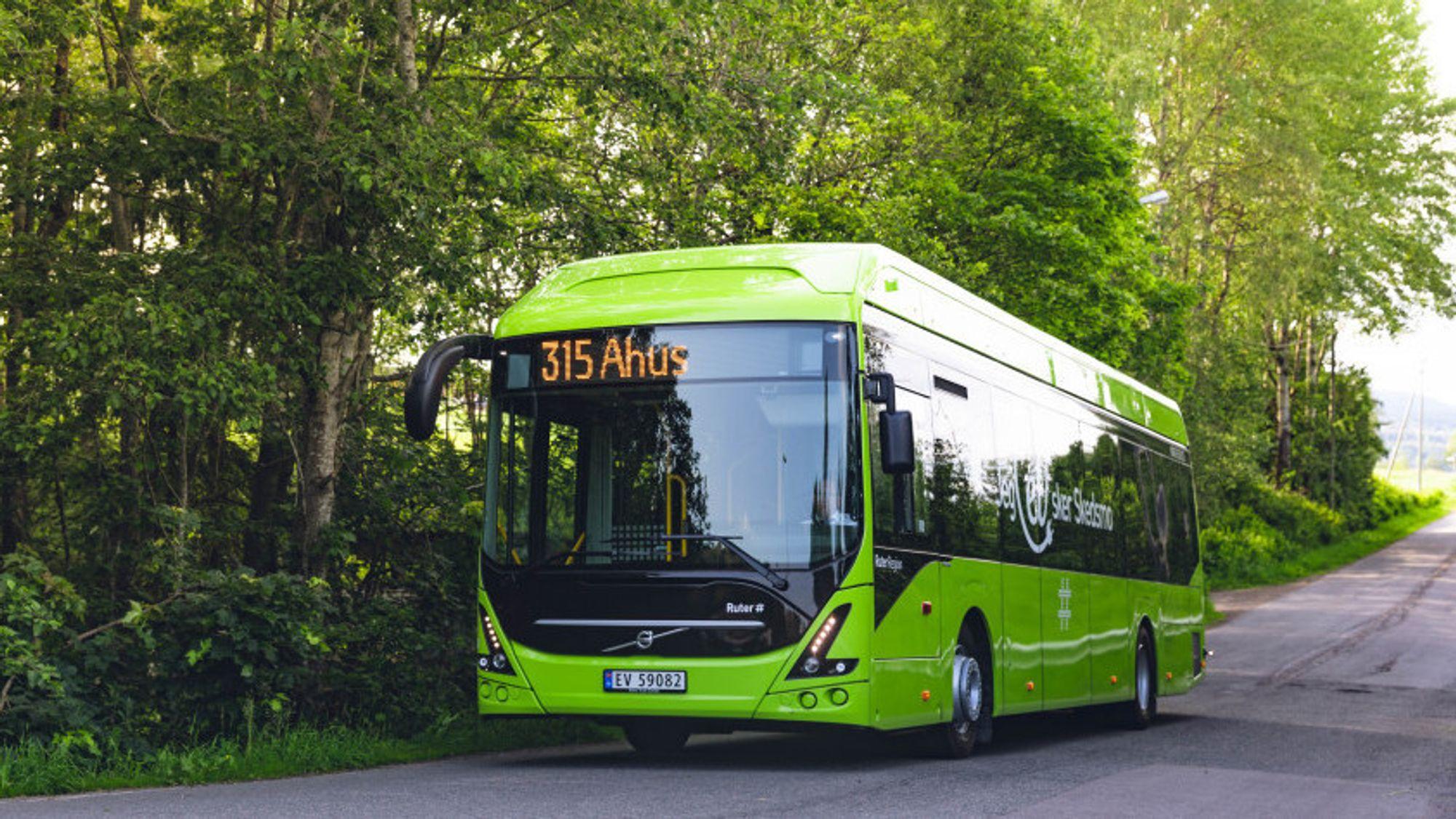 Få andre gjør som Ruter, og går helt bort fra diesel i bussparken. Søndag introduserte Ruter 463 nye busser uten utslipp av klimagasser.