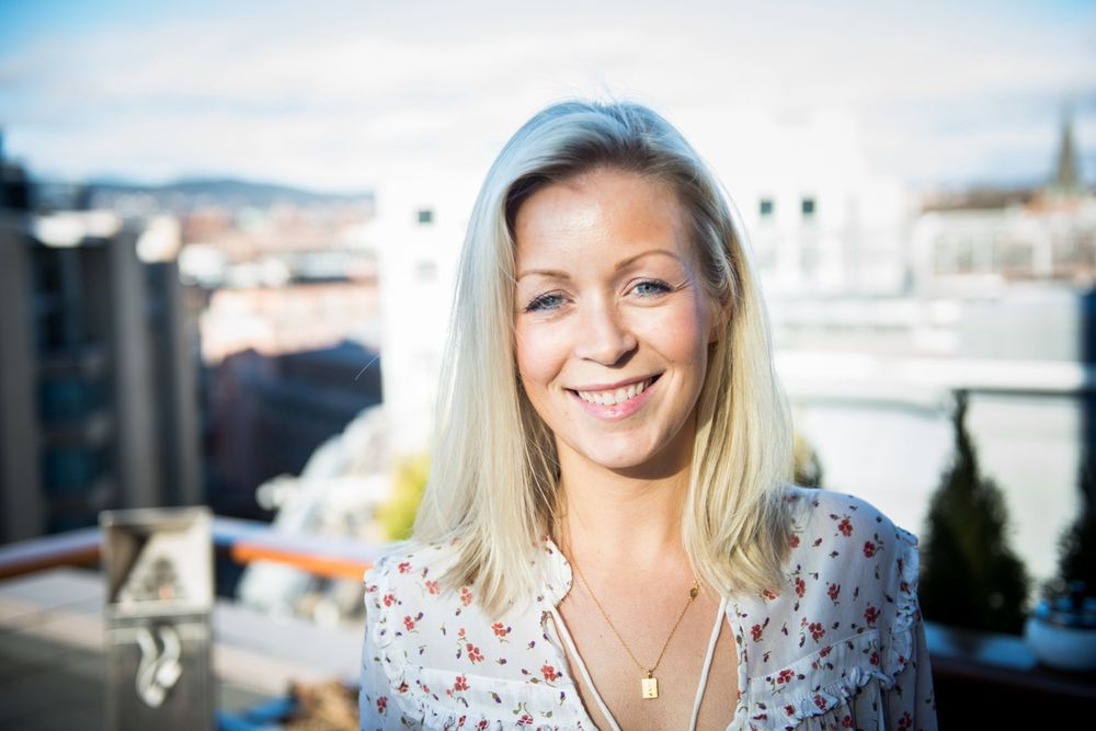 Ida Barth Thomassen i VG Partnerstudio.