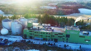 Biogassanlegget vekker oppsikt i utlandet – her er problemene de må løse for å nå full kapasitet