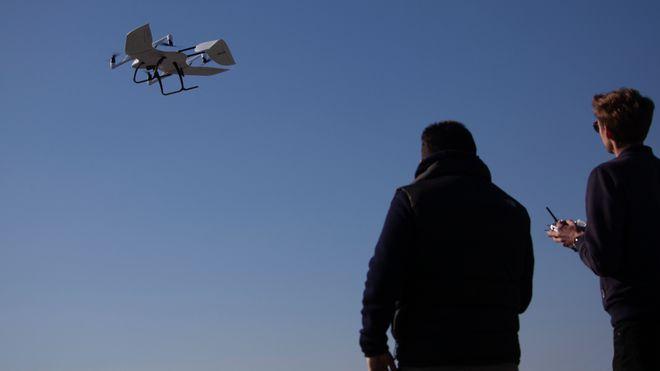 Foreslått som nytt testsenter:– Her kan vi teste dronene langt oftere enn før