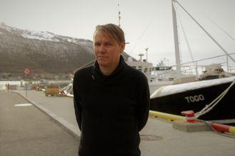 Stig Jakobsen, redaktør i iTromsø