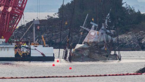 Lakk drivstoff: Kystverket spurte ikke Miljødirektoratet om råd etter fregatthavariet