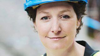 Birgitte Molstad, miljødirektør i OBOS