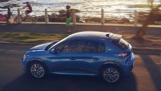 Nye Peugeot e-208: 50 kWh batteri for under 250.000 kroner