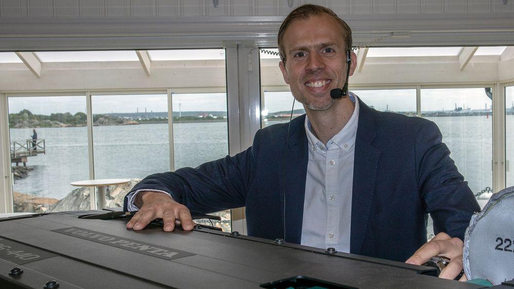 Gjest: Peter Granqvist,  CTO i Volvo Penta.