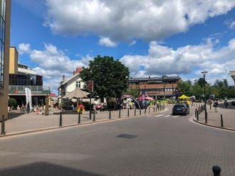 Gropvarmelageret som mulig bygges på Nadderud stadion skal varme opp gatene på Bekkestua i Bærum kommune.