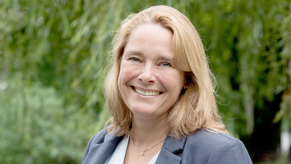 Janicke Garmann – Konserndirektør for regioner i Norge