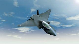 Det neste jagerflyet fra Saab kan bli «Tempest»