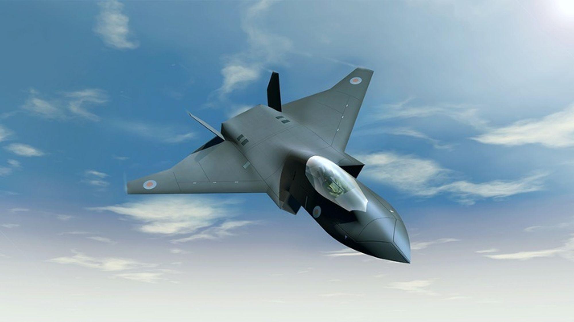 Saab skal angivelig bli den første internasjonale partneren i Tempest-prosjektet.