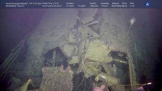 Norge og Russland på felles tokt til atomubåten Komsomolets