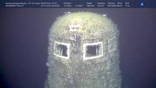 Vannprøver viser radioaktive utslipp fra vrak av atomubåt