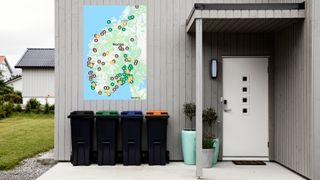Like mange ordninger som byer: Nå skal hele Skandinavia sortere søpla likt