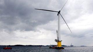 Equinors prosjekt i Sør-Korea: Mer flytende havvind kutter kostnadene og senker prisen