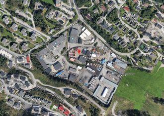 Toppemyr ligger i Åsane bydel i Bergen.