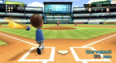 Wii Sports.