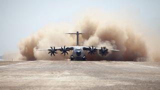 Krise for britenes militære Airbus-fly: Tidvis står 18 av 20 transportfly på bakken