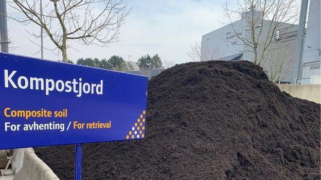 Økokrim gir millionbot etter ulovlig lagring av kompost