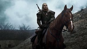 Her er Roach i Netflix' The Witcher-serie
