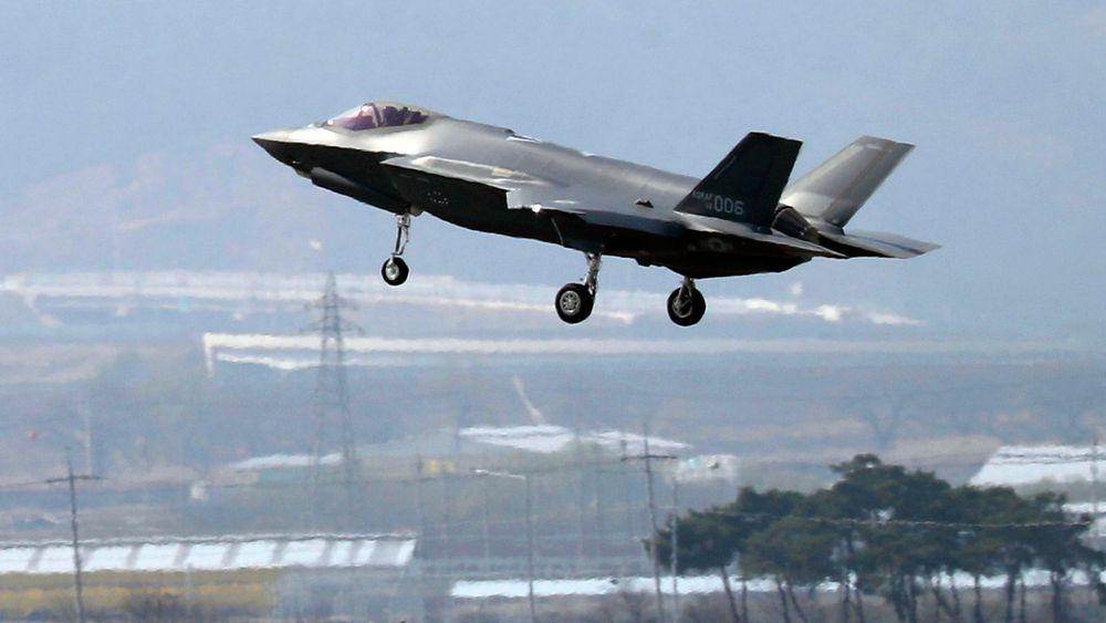 Tyrkia har bestilt over 100 F-35-fly fra USA, men er nå utestengt av F-35-programmet etter at de kjøpte det russiske rakettsystemet S400.