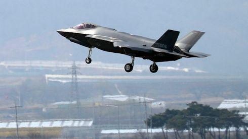 USA har kastet Tyrkia ut av F-35-programmet