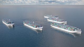 Førerløse skip kan hackes og bli brukt i terrorangrep: Slik vil Kongsberg Maritime forhindre det