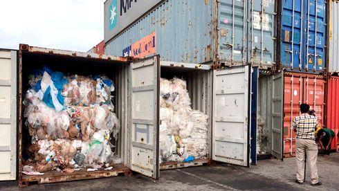 Kambodsja returnerer søppel til USA og Canada