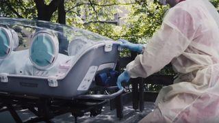 Norskutviklet spesialbåre skal bistå i kampen mot ebola i Kongo