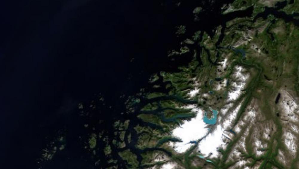Ferskvann utenfor Meløy kommune