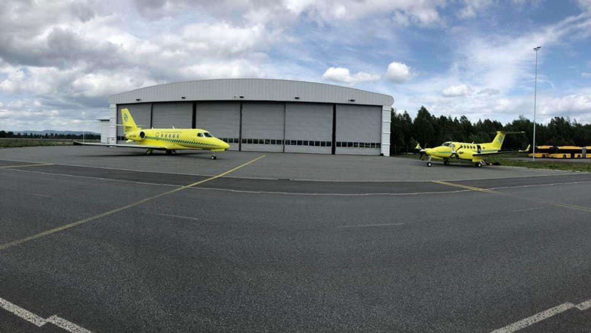 Babcock overtok luftambulansetjenesten i Norge 1. juli, men beredskapen har i ettertid vært redusert fordi flyene ikke har vært operative.