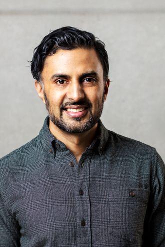 Wasim Zahid, lege og forfatter