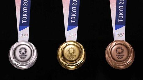 Har resirkulert 80.000 tonn mobiler og elektronikk:Blir til neste års OL-medaljer