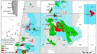 Har funnet mer olje på Utsirahøyden