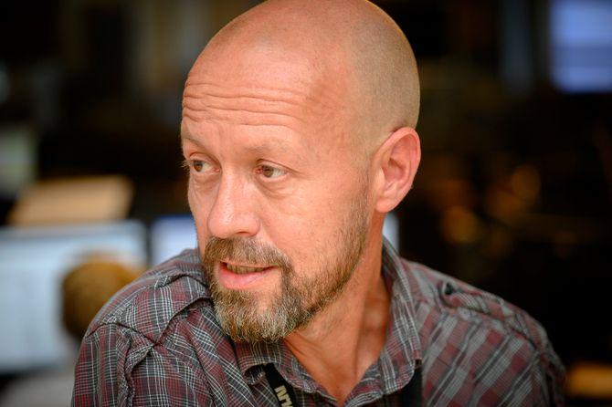 Per Arne Kalbakk, etikkredaktør i NRK.
