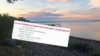 Økokrim: Ulovlig bygging i strandsonen bør oftere anmeldes