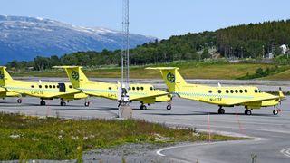 Babcock: Flyberedskap tilbake i normal drift torsdag