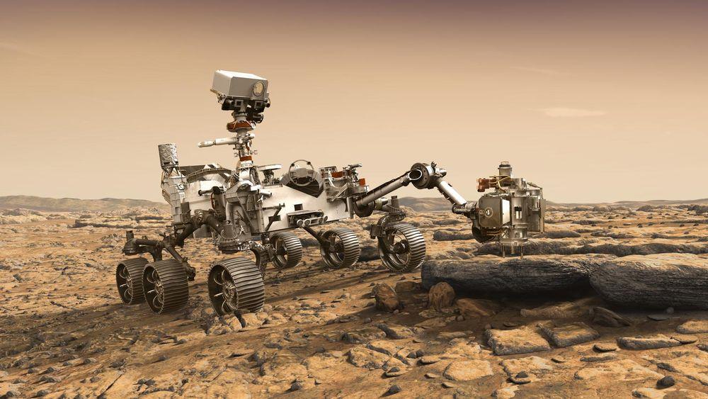 NASA har ambisjoner om å sende mennesker til Mars i 2030. Rovere skal etter planen assistere.