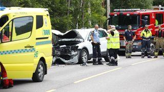 Ett fylke uten trafikkdrepte hittil i år - ligger an til rekordlave dødstall på veiene