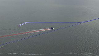 Se video: Slik lærer de førerløse skip å unngå kollisjon ved hjelp av sensor