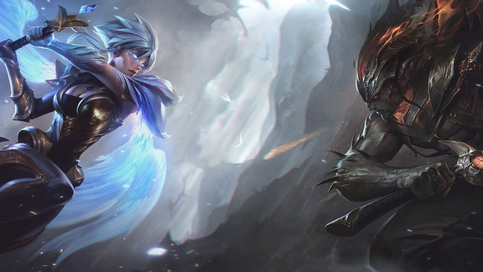 – Vi lager slåssespill for League of Legends-studioet