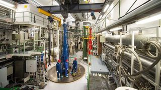 Ife gransker «mulig vitenskapelig uredelighet» i prosjekter ved Haldenreaktoren