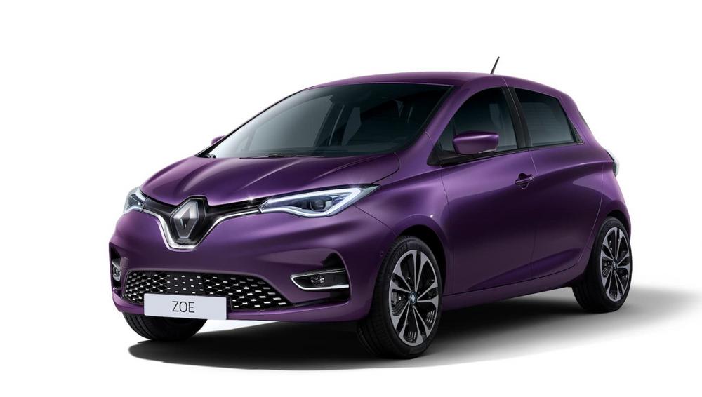 Nye Renault Zoe leverer bra rekkevidde for under en kvart million kroner.