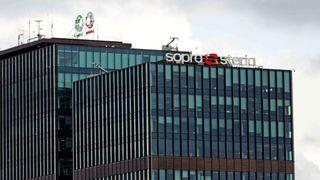 Sopra Steria med hovedkvarter på toppen av Posthuset i Oslo.