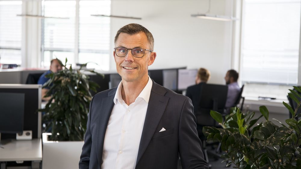 Christian Lorck er norgessjef for Dell Technologies.