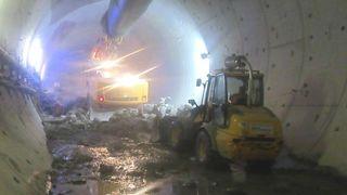 De måtte drukne tunnelboremaskinen i betong i 2017 – nå er det klart hvordan de skal fullføre tunnelen