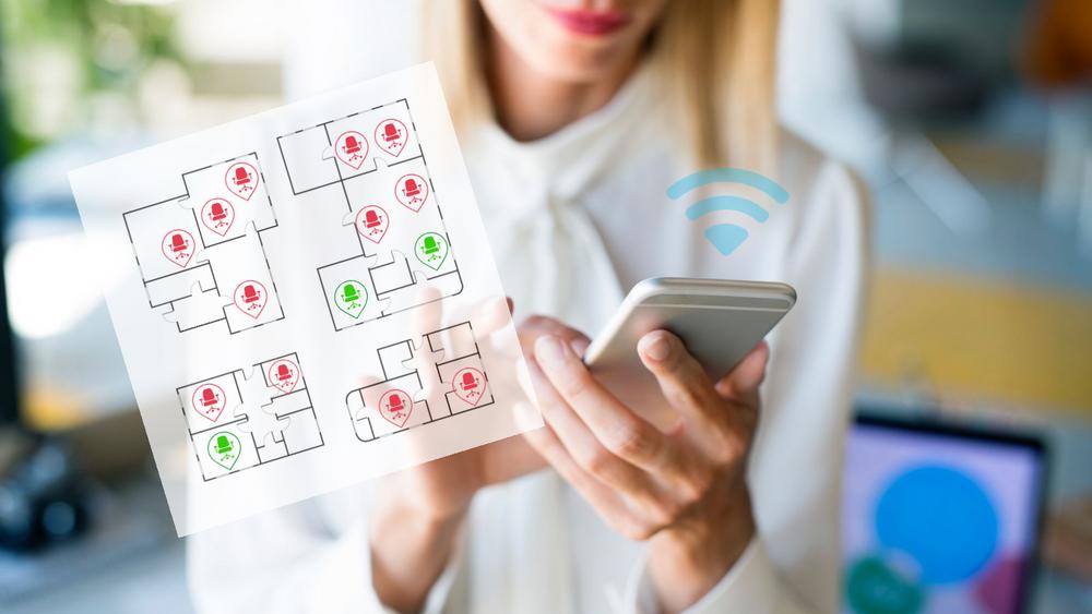 Smart sensorteknologi for å effektivisere bruk av kontorplasser fungerer noen ganger mot sin hensikt i smarte bygg.